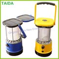Taida Portable Solar Rechargeable Camping Lantern