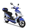 2016 New design popular 800w powerful eletrica motorcycle/moped scooter for adults