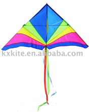 colorful delta kite weifang kite