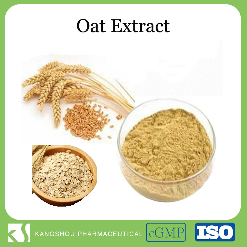 High quality natural oat extract Beta glucan Oat Straw extract Oat extract