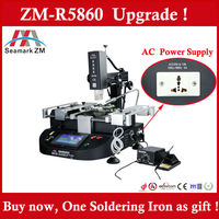 ZHUOMAO SEAMARK ZM Cost effective motherboard repair tool ZM-R5850/ZM-R5860 BGA rework machine