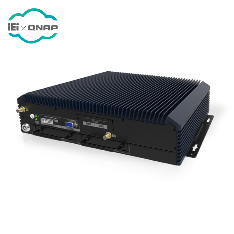 IEI IRS-100-ULT3 Fanless Railway embedded mini <strong>pc</strong> with i5 for <strong>passenger</strong> information and video surveillance