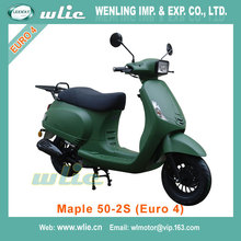2018 New retro style scooters 50cc Maple-2S 50cc, 125cc (Euro 4)