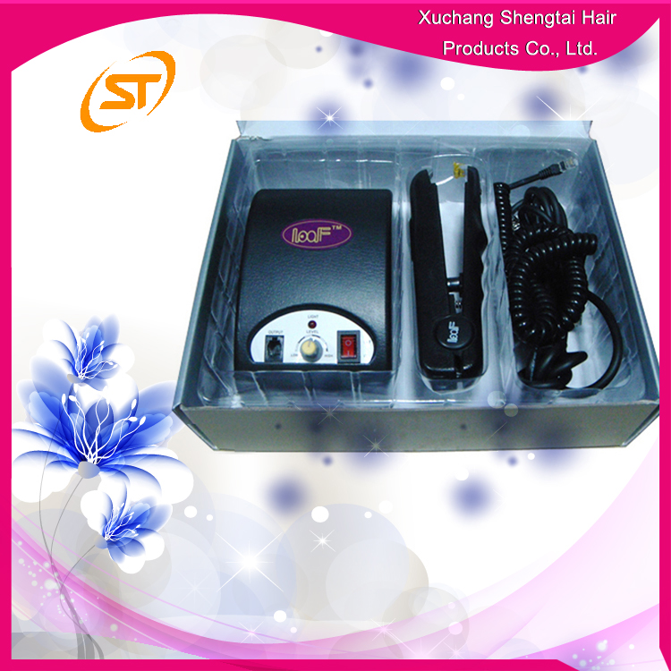 Cold Fusion Ultrasonic Hair Extension Machine/Loof Guns/Hair Connector for Stick&Nail Hair