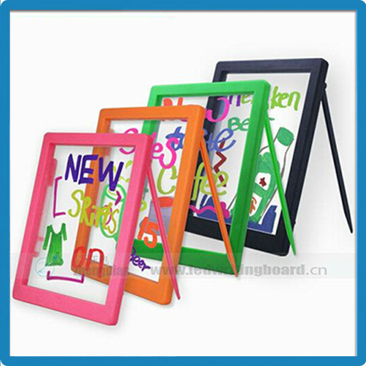 Best selling educational toys school notice writing led board for kids