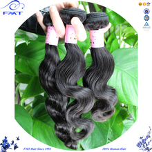 Chinese Factory wholesale 5A 100% genuine Virgin human hair product