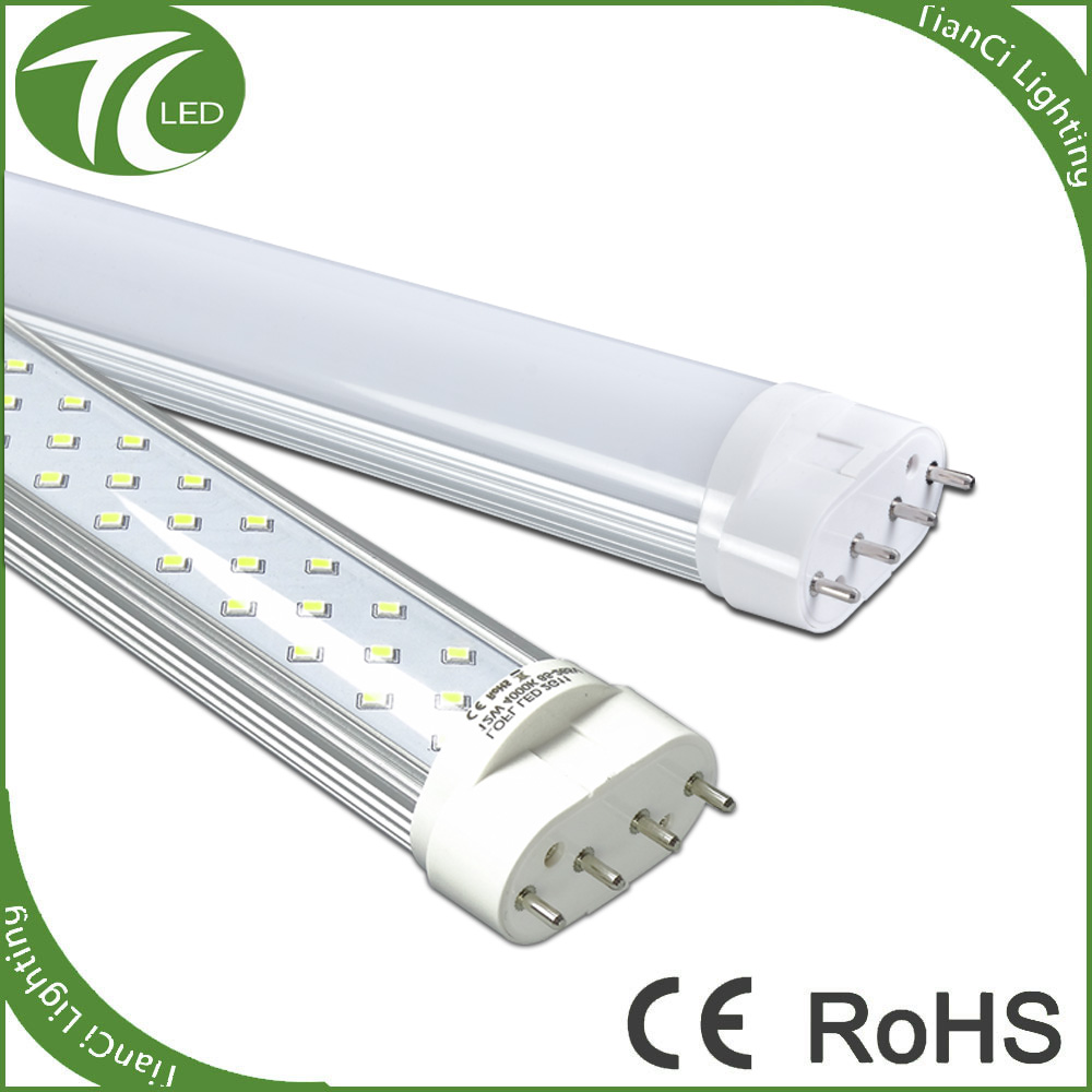 Shenzhen Supplier 9W 12W 16W 22W 3000K-6000K Lamp for Philips Replacement 2g11 Led Tube