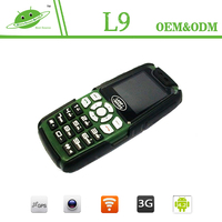 2.0 inch dual sim card waterproof GSM Waterproof shockproof Rugged Mann Zugs old man mobile phone