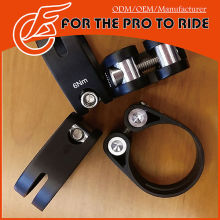 Carbon Seat Post Clamp for MTB 31.9mm