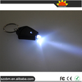 Custom Logo Wholesale Price 20000mcd White Light Led Flashlight Keychain