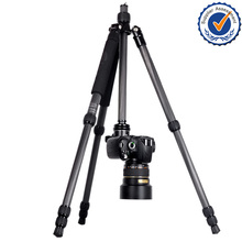 stand with ball head and detachable monopod waterproof tripod camera bag