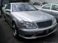 2006 Mercedes-Benz S55 AMG silver on black 62K mi.~FULLY LOADED~ used cars