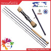 2014 New Blank Saltwater Fly Fishing Rod/9M Length/4 Piece Fly Rod Tube