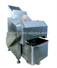 Beef Frozen Meat Flaker Meat Slicer Meat Cutting Machine 4000kg per hour