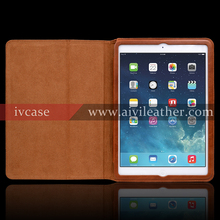Real Leather Case for mini Ipad Case Cell Phone Case for Ipad