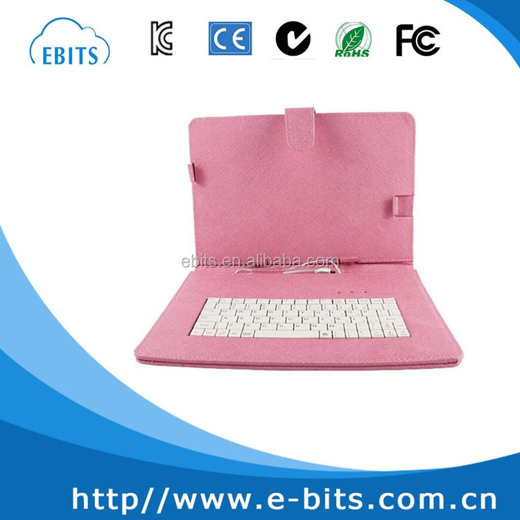 New product Tablet accessories China Android Tablet Leather stand 7 inch tablet pc carry case