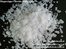 Magnesium Chloride Hexahydrate 46% 47% and Magnesium Chloride Anhydrous 99%