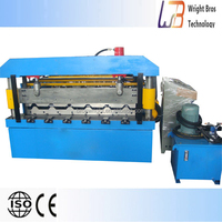 China new design Roof/wall Panel Roll Forming Making Machine