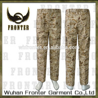 Manufacturers Supply Digital Desert Camouflage Army Clothing Military Uniform Tactical Combat Trousers/ Pants