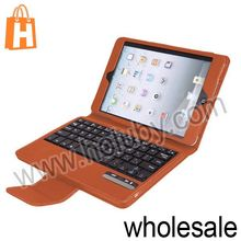 For iPad Mini Keyboard Case,Removable Leather Case Bluetooth Keyboard for iPad Mini
