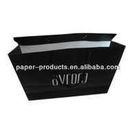Custom retail paper bag with your logo