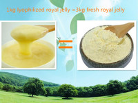 High Quality Dried Freezed Royal Jelly Powder/Tablets