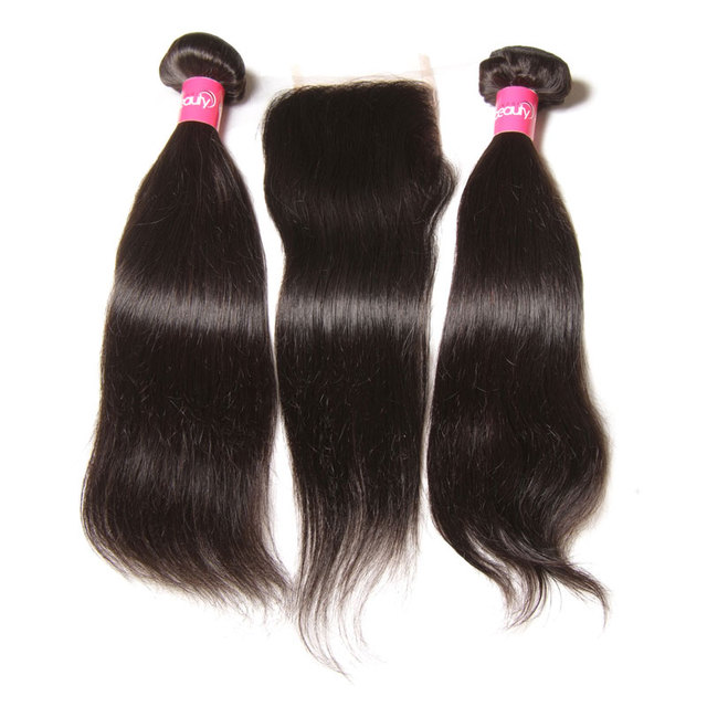 Aliexpress Virgin Raw Unprocessed Malaysian Human Hair Weaves Cheap Silk Base Top Closure Lace Frontal Closure with Bundles