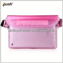 Customs cell phone case Waterproof plastic bag for ipad mini