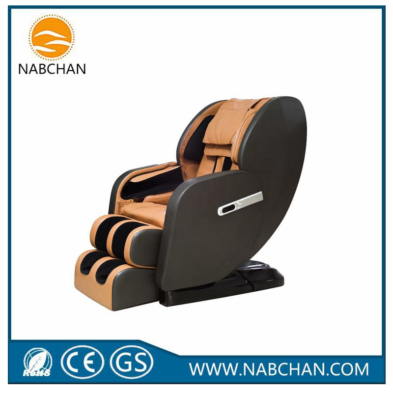 The latest top massage chair with zero gravity position, L track, bluetooth and 3D