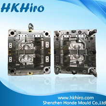 auto plastic injection mould with hot runner