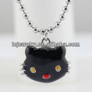 Hello kitty best friends necklaces