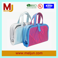 Promotional Cosmetic Bag Train Case Tool