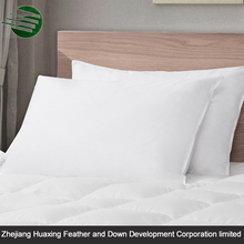 Eco-Friendly 290T polyester Down Feather Pillow