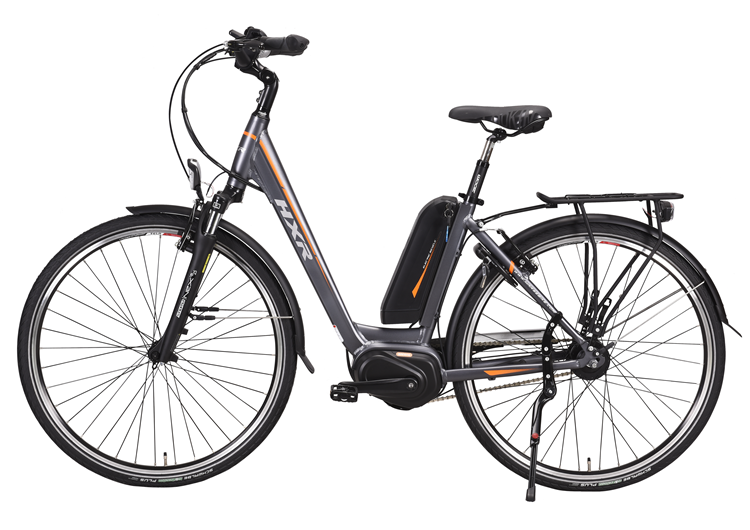 700C mid drive motor electric bicycle