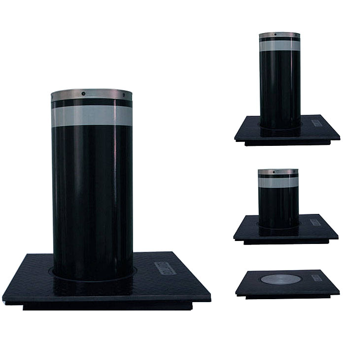 Automatic Bollards Removable cast iron posts