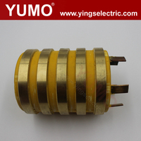 90X50X110-5 Factory price electrical manufacturers carbon brushes Customized Collector slip ring connector