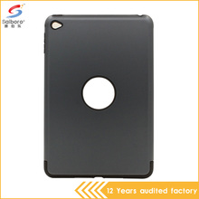 Best praise bumper armor case with tpu pc 2 in 1 cover for ipad mini 4