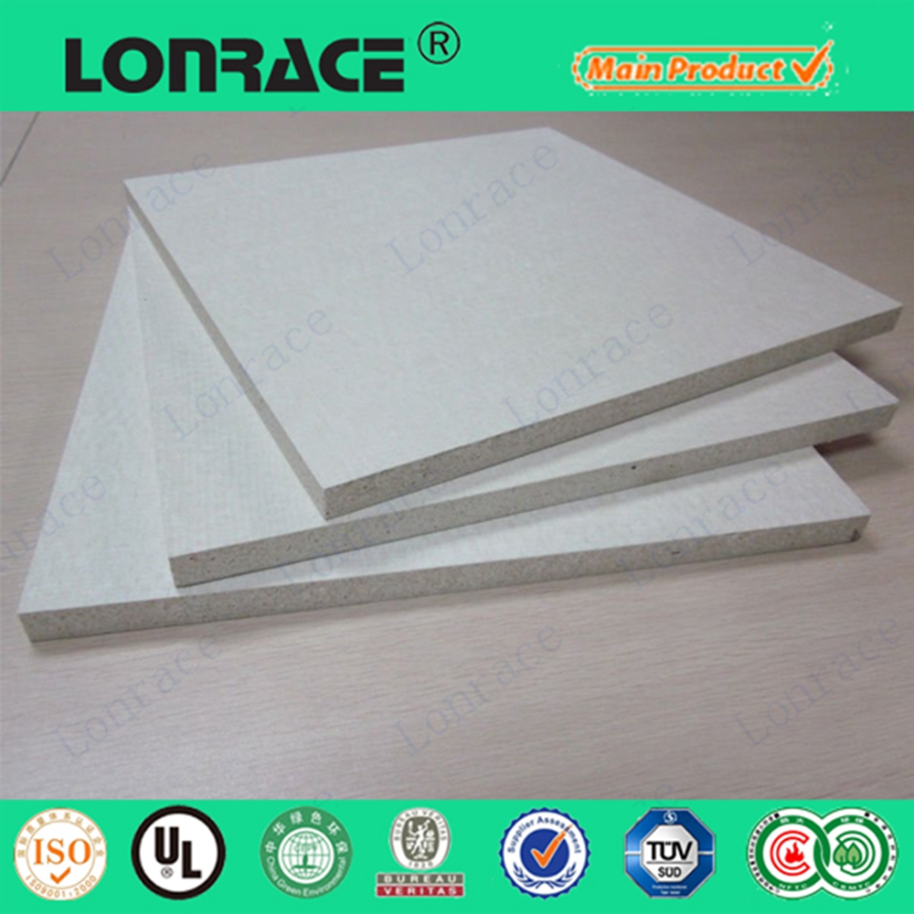 waterproof calcium silicate board / direct manufacturer / CE & ISO9001 certification / external wall panel / fireproof material