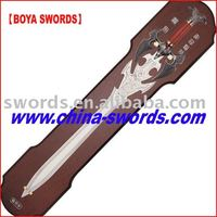 Stainless steel sword Chinese sword ancient antique sword BY008CS