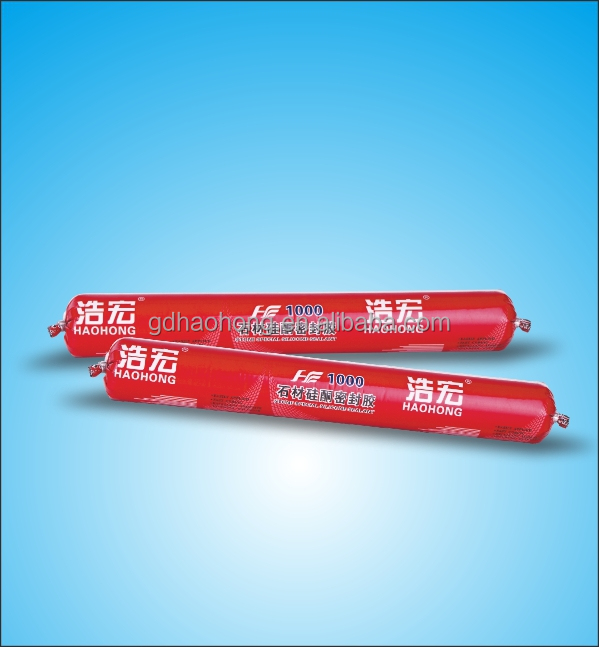 Haohong HH-1000 590ml high-quality 280ml marble silicone sealant