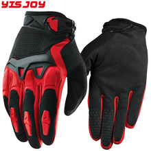Custom Racing Motocross Gloves for BMX ATV MTB MX Off Road Glove Dirt Bike bicycle Motorbike Motorcycle gloves