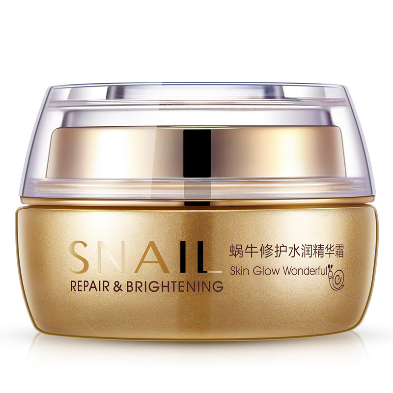 Moisturizing Essence <strong>Cream</strong> Shrink Pore Control Oil Brightens Skin Tone Snail <strong>Cream</strong>