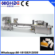 Hot Selling China Wet Wipe Packing Machine Wipes Manufacturing Machine With a High Quality Low Price
