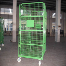 Warehouseindustrial transportation moving trolley storage moving cart