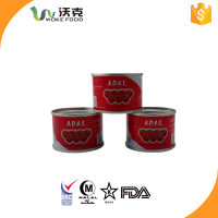 70G-4500G China Hot Sell Canned tomato paste,best selling products 2015