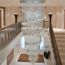 Professional lighting fiber optic light chandelier pendant lamp for indoor decoration