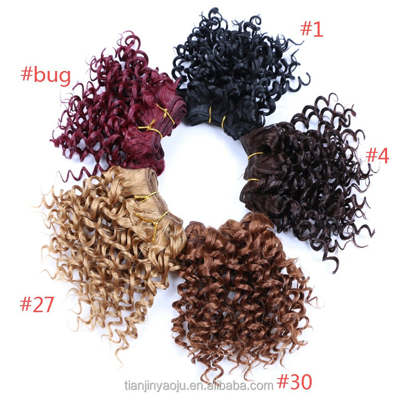 Wholesale synthetic bulk weave hair online buy best synthetic wholesale short curly strongsyntheticstrong stronghair pmusecretfo Images