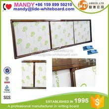 No Folded and Interactive Whiteboard Whiteboard Type e3 ceramic steel whiteboard
