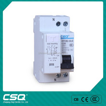 Made in China DPN (1P+N ) earth leakage / residual current electric circuit breaker
