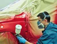 Guangdong manufacture high gloss car paint cheap asian paint prices